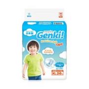 nepia 妮飘 Genki!系列 婴儿纸尿裤 XL 26片