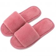 sisibobo 冬季保暖拖鞋 1双装4.49元包邮(双重优惠)