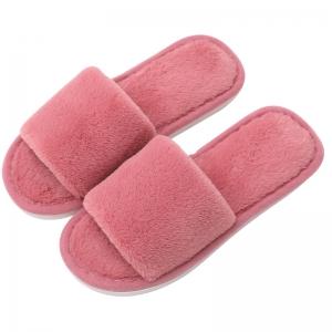 sisibobo 冬季保暖拖鞋 1双装
