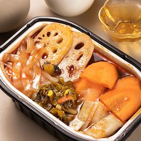 【230g*5盒】日日煮自热小火锅蔬菜锅