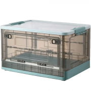 PLUS会员:huanai 华耐家居 透明折叠收纳箱 特大号52.81元包邮(需用券,需加入店铺会员)
