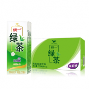 Uni-President 统一 绿茶 茉莉味   250ml*15/箱 整箱装¥8.20 3.8折 比上一次爆料降低 ¥0.03