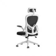 HBADA 黑白调 HDNY163WS 轻灵 人体工学椅399元包邮(双重优惠)