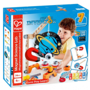 PLUS会员!Hape 小学生stem玩具  科学物理实验磁力套E3033¥88.00 4.2折