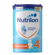 Nutrilon 诺优能 荷兰牛栏 幼儿配方奶粉 4段(12-24月) 800g 易乐罐