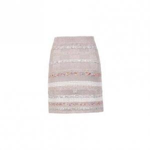 VERO MODA 32031J007C39 女士提花针织半身裙
