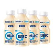 PLUS会员:蒙牛 优益C 活菌型乳酸菌饮品 原味 340ml*4
