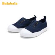 balabala 巴拉巴拉 小童春秋帆布鞋¥29.90 2.2折