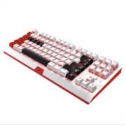 RAZER 雷蛇 LPL限定款 黑寡妇蜘蛛X 竞技版 机械键盘 87键