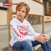 Levi's 李维斯 男童长袖连帽上衣¥99.00 2.5折 比上一次爆料降低 ¥6