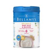 BELLAMY'S 贝拉米 有机婴幼儿藜麦大米粉 225g¥31.35 2.6折 比上一次爆料降低 ¥3.31