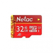 PLUS会员: Netac 朗科 P500 华彩国风版 microSD存储卡 32GB19.5元 (需运费券)