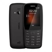 NOKIA 诺基亚 220 全网通4G 按键老人手机 黑色279元
