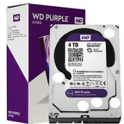 Western Digital 西部数据 WD40PURX 垂直紫盘 4TB