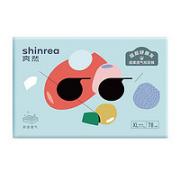 shinrea 爽然 好朋友超柔透气系列 婴儿纸尿裤 XL 78片
