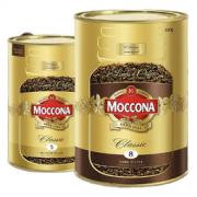 Moccona 摩可纳 8号 深度烘焙冻干速溶咖啡 400g