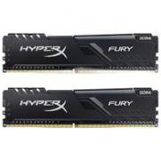 Kingston 金士顿 FURY DDR4 3733MHz 台式机内存条 16GB(8G×2)套装 Beast野兽系列 骇客神条