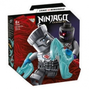 LEGO 乐高 幻影忍者系列 71731 赞大战机器人