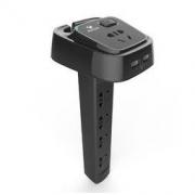 BULL 公牛 GN-U2050 5位USB桌洞插排 1.8m89元