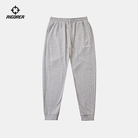RIGORER 准者 Z121311647 男士针织长裤