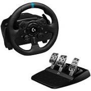 Logitech 罗技 G923 力反馈方向盘+踏板 套装