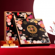 88VIP:Huamei 华美 广式月饼花韵月语 12饼6味 630g22.8元包邮(多重优惠)