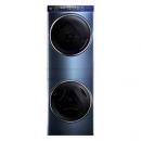 Haier 海尔 叠黛和美系列 XQG100-BD286U1 HGY100-F286U1 洗烘套装13949元
