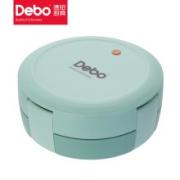 PLUS会员:DEBO 德铂 DEP-754 304不锈钢饭盒 17*7.5cm25元包邮(需用券)