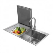 FOTILE 方太 JPSD2T-CJ03L 嵌入式洗碗机 8套 黑色4164元