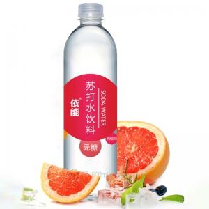 88VIP:yineng 依能 西柚味苏打水 500ml*24瓶*2件
