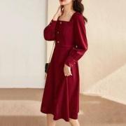 Sentubila 尚都比拉 Q13L38651R29 女士连衣裙115元包邮