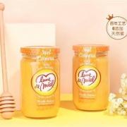 lunedemiel/蜜月 法国进口土蜂蜜 375g/瓶