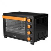 Midea 美的 T3-L326B 电烤箱 35L 黑色