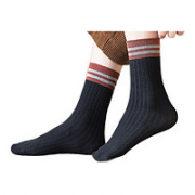 LOVE FITS 女式堆堆袜 3双¥3.90 2.0折