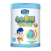 JUNLEBAO 君乐宝 小小鲁班 儿童成长配方奶粉 4段 800g120元