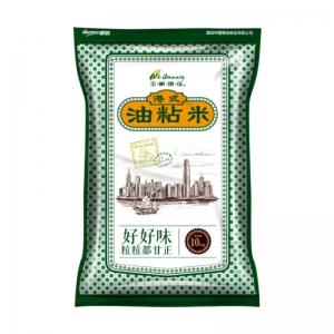 88VIP:王家粮仓 港式油粘米 10kg
