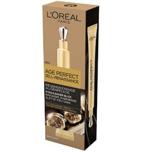 L'Oréal Paris 欧莱雅 金致臻颜松露奢养肌活眼霜15ml