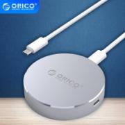 ORICO 奥睿科 全铝合金扩展坞 USB3.0+ HDMI-4K + Type-C