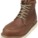 Timberland 添柏岚 PRO Wedge Sole 53009 男士工装靴 到手559.35元¥509.00 比上一次爆料降低 ¥39.02