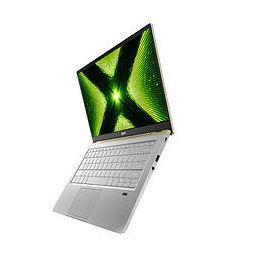acer 宏碁 传奇X 14英寸笔记本电脑(R7-5700U、16GB、512GB SSD、GTX1650)