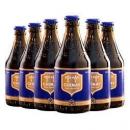 CHIMAY 智美 Chimay)蓝帽啤酒 组合装 330ml*6瓶 修道士精酿 比利时进口79元