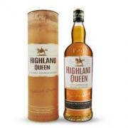 HIGHLAND QUEEN 高地女王 苏格兰3年调和威士忌 700ml51.65元(需买4件,共206.6元包邮,双重优惠)