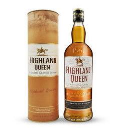 HIGHLAND QUEEN 高地女王 苏格兰3年调和威士忌 700ml
