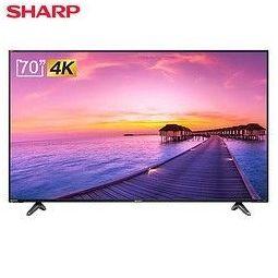 SHARP 夏普 4T-M70M5DA 液晶电视 70英寸