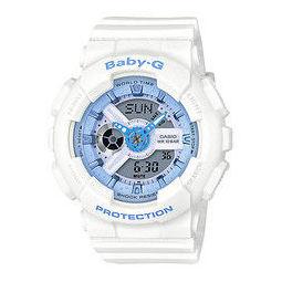 CASIO 卡西欧 主题系列 BA-110BE 女士电子手表