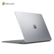 Microsoft 微软 Surface Laptop 3 13.5英寸 轻薄本 亮铂金(i5-1035G7、8GB、256GB SSD)