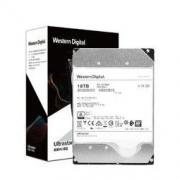 Western Digital 西部数据 18TB HC550 SATA6Gb/s 7200转512M 氦气密封 企业级硬盘(WUH721818ALE6L4)3599元