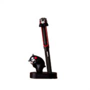 LAMY 凌美 VT1706 KUMAMON特制联名熊本 钢笔 不锈钢 黑色 EF尖499元