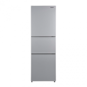 Panasonic 松下 纤雅·自由嵌入系列 NR-C271WX-S 风冷三门冰箱 265L 银色