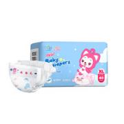 Insoftb 婴舒宝 弱酸芯动 纸尿裤 XL 40片¥23.20 2.3折